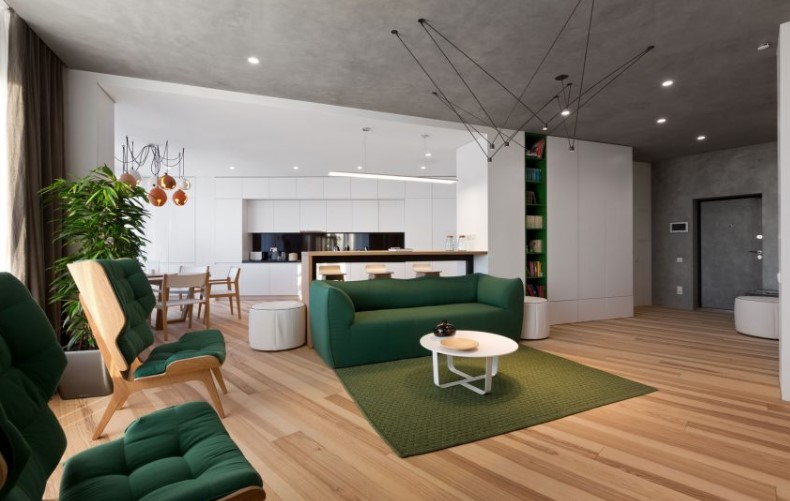 awesome Minimalist Apartment Design Ideas