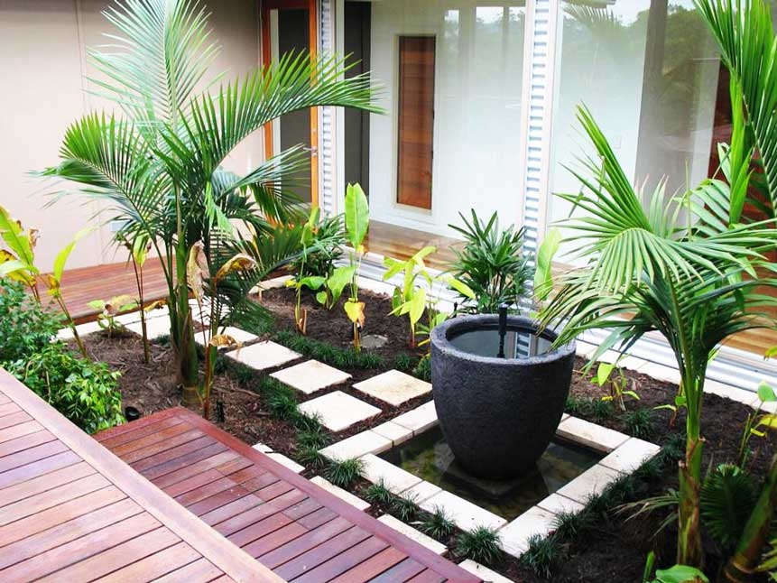 50 Best Minimalist Garden Design Ideas - Design-gardens-ideas