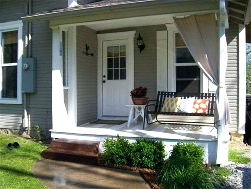 70 awesome and beautiful front porch ideas. Black Bedroom Furniture Sets. Home Design Ideas