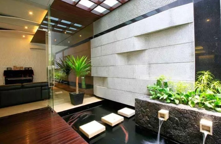 simple fish pond design ideas