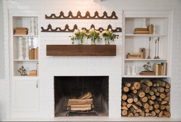 Best DIY Indoor Firewood Rack and Storage Ideas