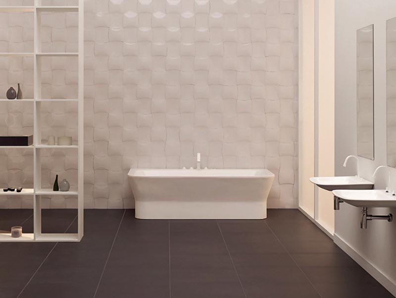 11 Best Ceramic Tiles for Bathroom Flooring Ideas