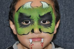 20 Best Halloween Face Painting Ideas