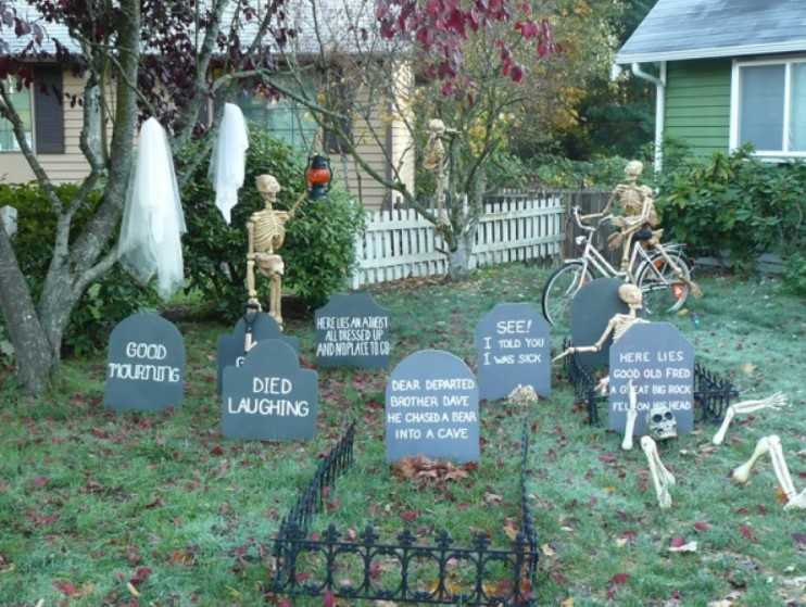 Spooky Halloween Decorations Ideas