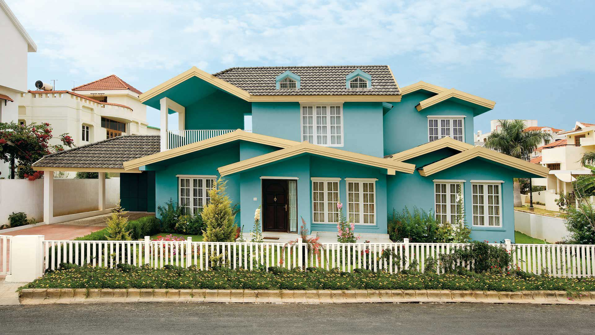 40 Best Exterior Paint Color Ideas For Your House