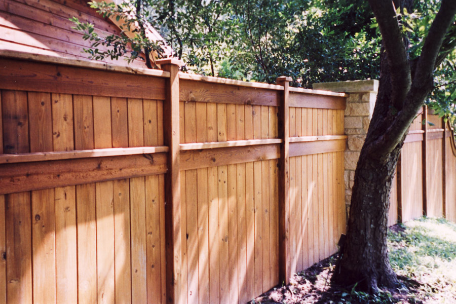 Types Of Wood Fence Styles Mycoffeepot Org