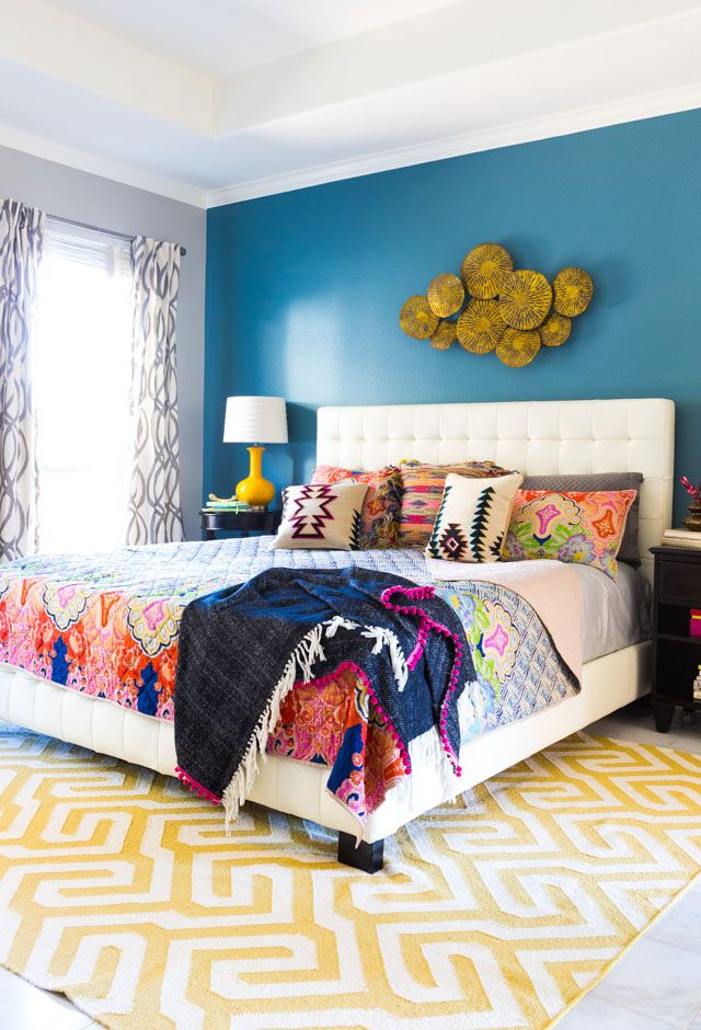 40 Bedroom Paint Ideas To Refresh Your Space For Spring: 40 Best Bedroom Paint Colors