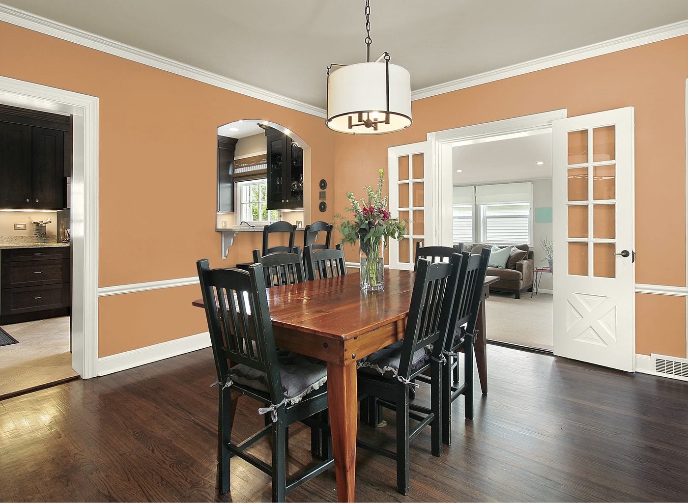6 Amazing Dining Room Paint Colors Ideas