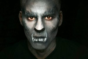 50 Amazing Halloween Makeup Ideas