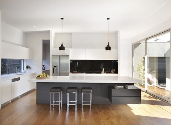 Minimalist Interior kitchen Design ideas