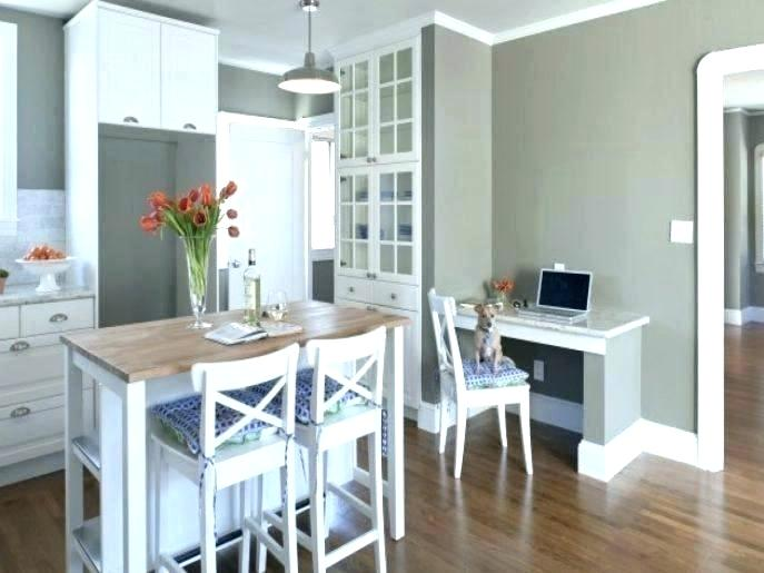 amusing green kitchen paint colors white cabinets | 30 Best Kitchen Paint Colors Ideas