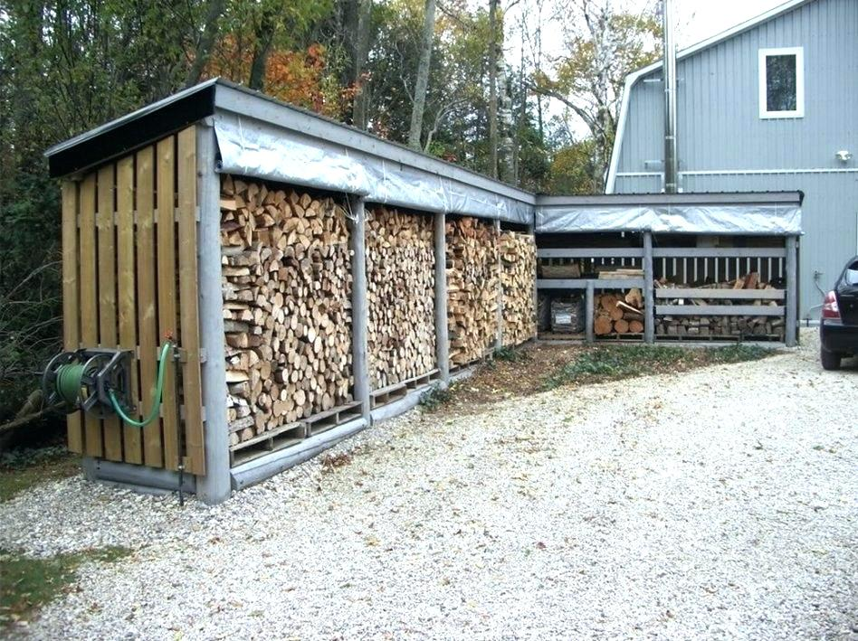 Outdoor Firewood Rack Ideas. Image Source: Flexzone.info Image Source:  Fortemusic.co ...