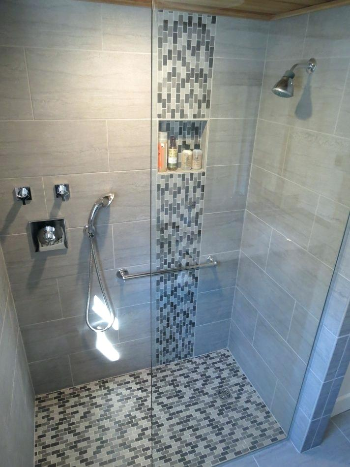 Ceramic Tile Bathroom Shower Pictures