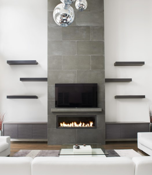 Fireplace Tile Ideas