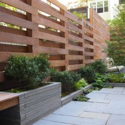 Unique Ideas of Outdoor Privacy Screen