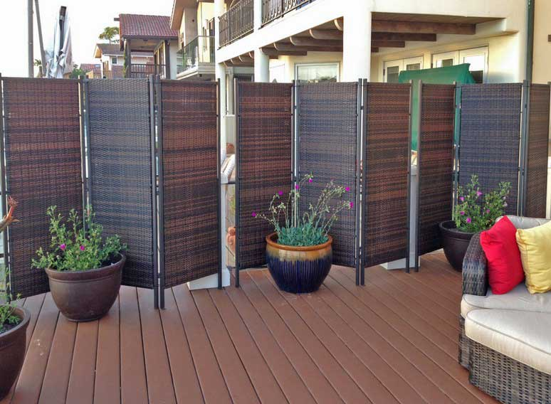 15 Unique Ideas Of Outdoor Privacy Screen Images