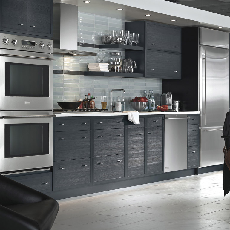 Kitchen Designs Pictures Ideas: 15+ Ideas For One Wall Kitchen [Images]