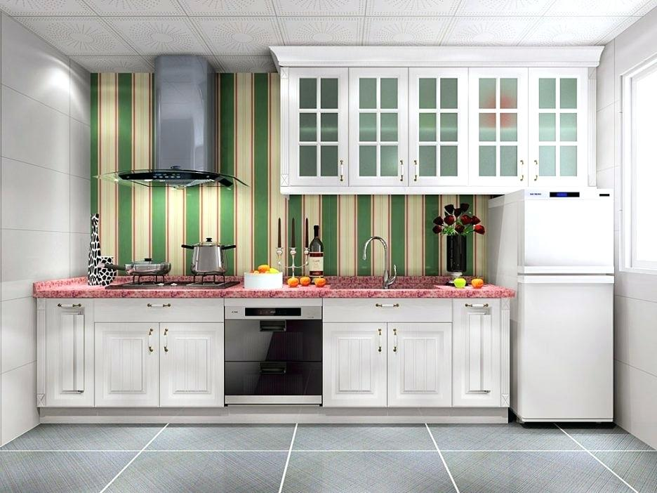 15+ Ideas for One Wall Kitchen Images