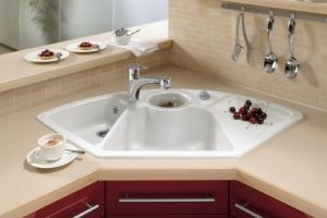 Corner Kitchen Sink Ideas for Your Lovely Kitchen