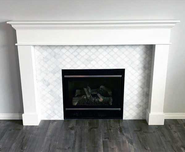 20 Awesome Fireplace Tile Ideas
