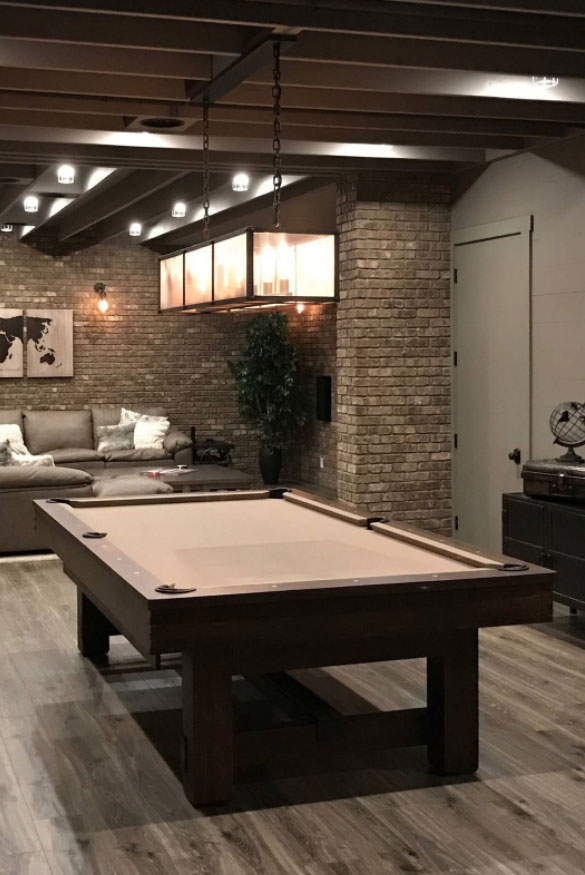 7+ Awesome Basement Design Ideas For Your Inspiration