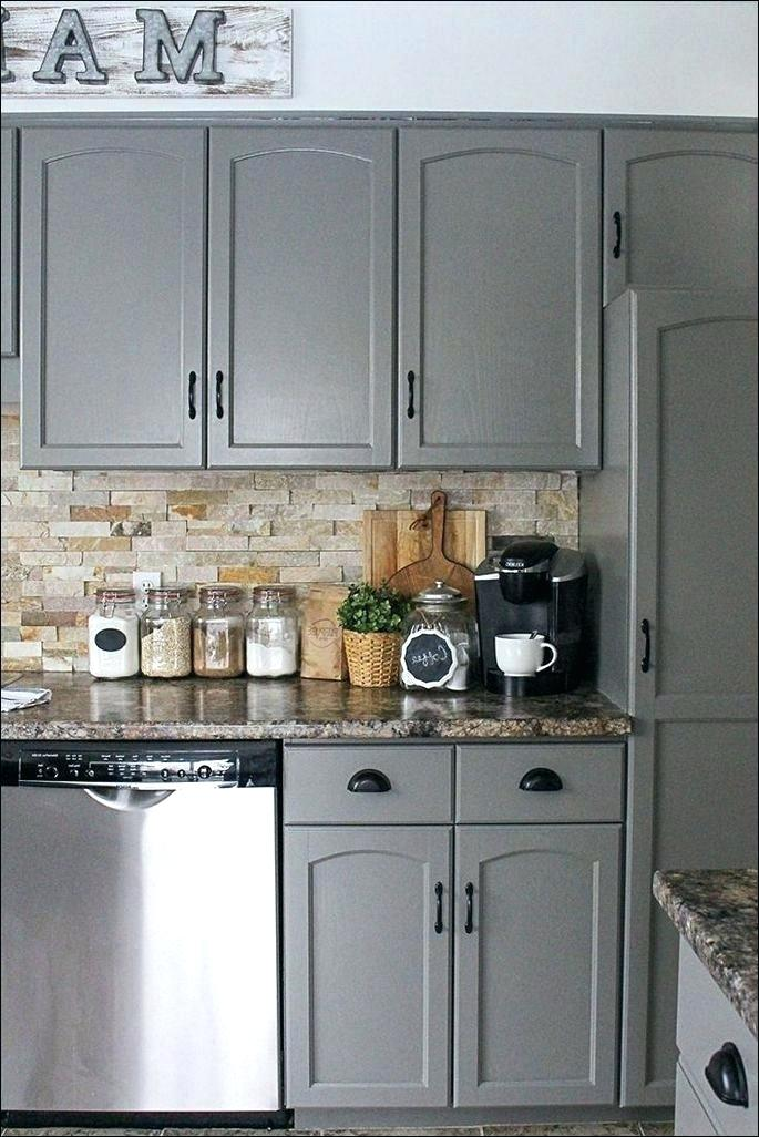 Grey Paint Colors For Kitchen Cabinets - Kitchen Appliances Tips And ...