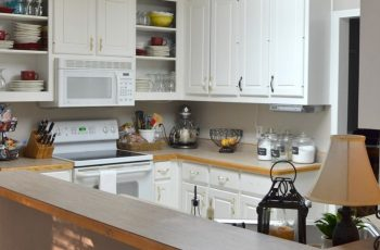 10 Step to Install Beadboard Backsplash (Kitchen Makeover)