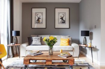 Designing Your Minimalist Living Room For Family Time