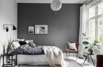 8 Minimalist Room Interior Design (Cool and Comfortable)