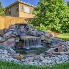 How to Build Backyard Waterfalls by Yourself