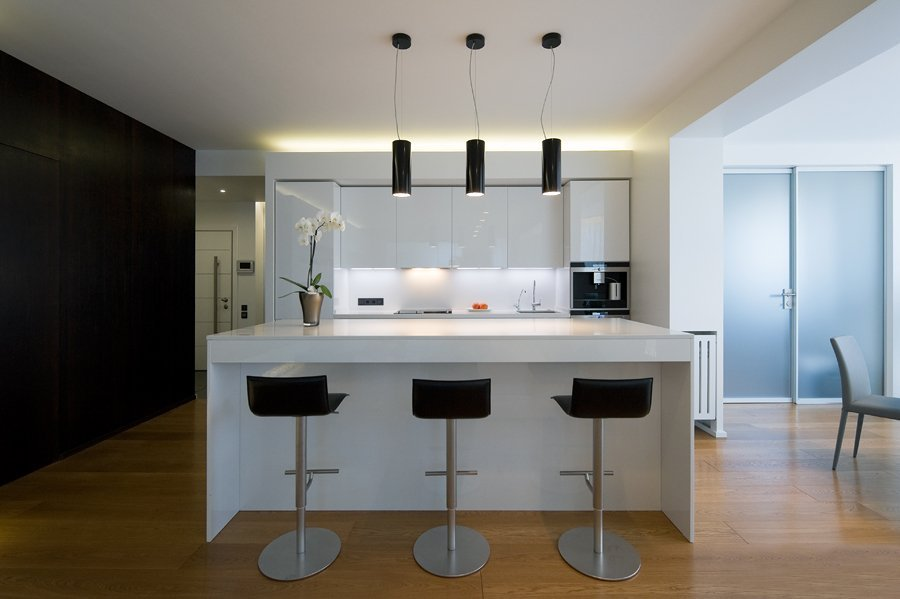 55 Inspiring Minimalist Kitchen Design Ideas