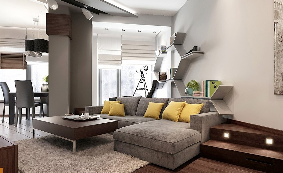 Minimalist Apartment Design Ideas
