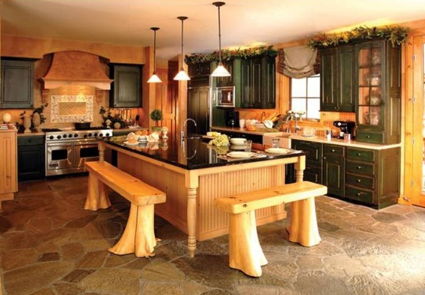 Simple And Elegant Kitchen Design Ideas
