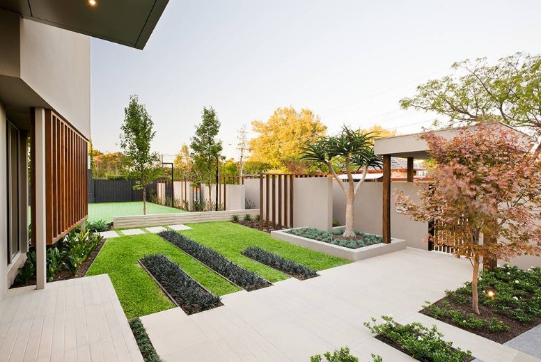 Minimalist Garden Design Ideas