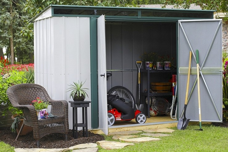 Garden Storage ideas That Will Serve Other Purposes As Well!