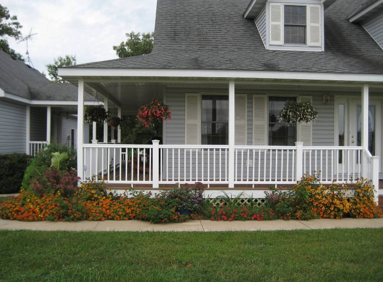 Awesome And Beautiful Front Porch Ideas
