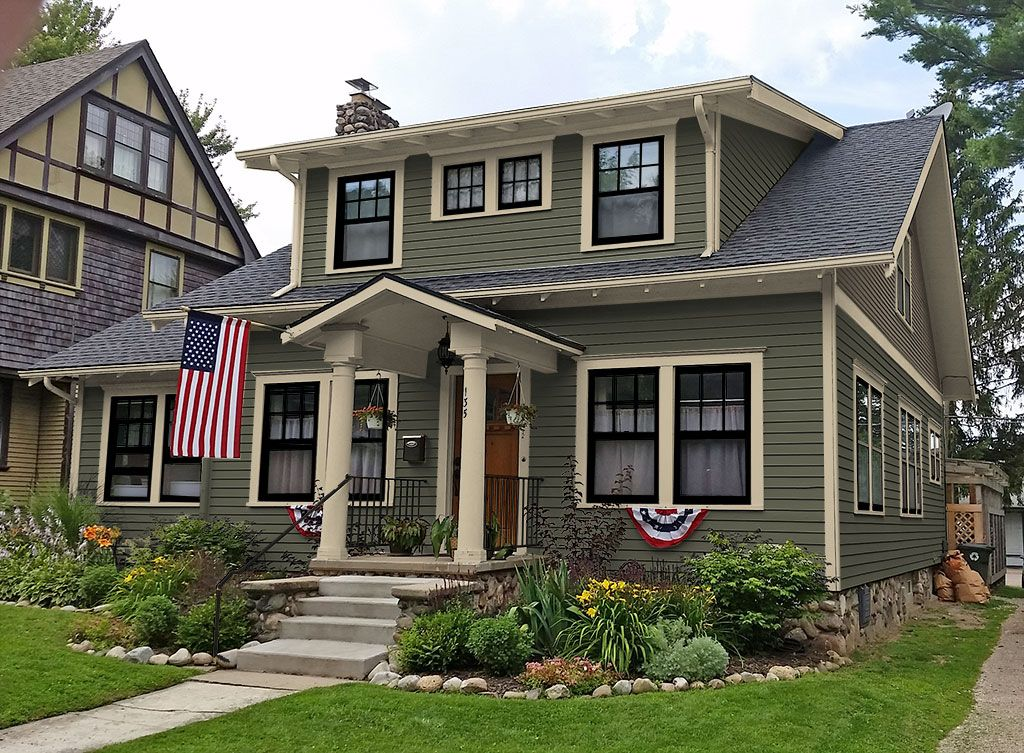 40 Best Exterior Paint Color Ideas for Your House on House Painting Ideas  id=82937