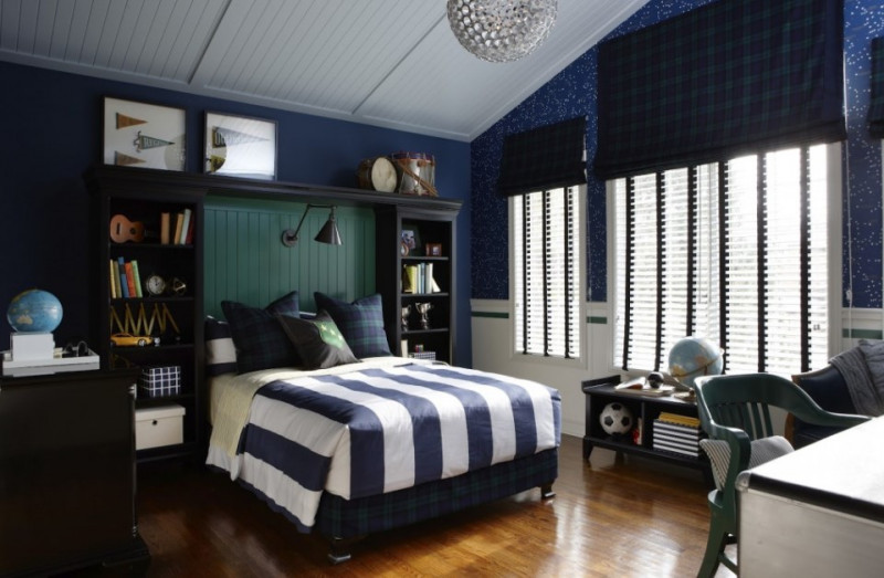 40 Cool Boys Bedroom Ideas for Your Inspiration