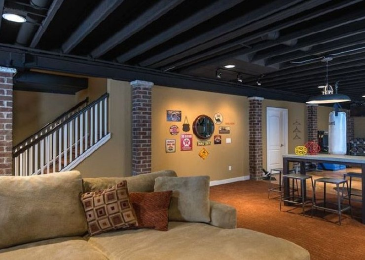 Awesome Basement Design Ideas