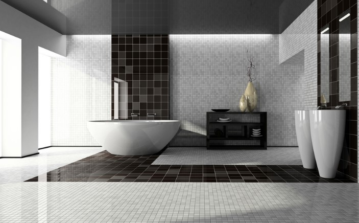 Best Ceramic Tiles for Bathroom Flooring