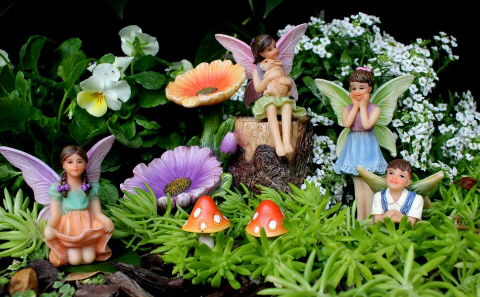 7 Best Fairy Garden Ideas