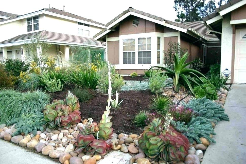 15 Awesome Front Yard Landscaping Ideas on Backyard Landscaping Ideas No Grass id=54665
