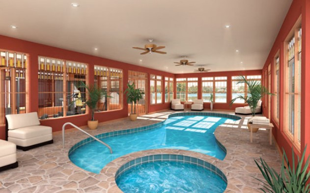 awesome Indoor Swimming Pool Design Ideas