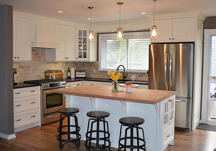 30 Best Small Kitchen Ideas You'll Wish You Tried Sooner on Small Kitchen Renovation  id=52700