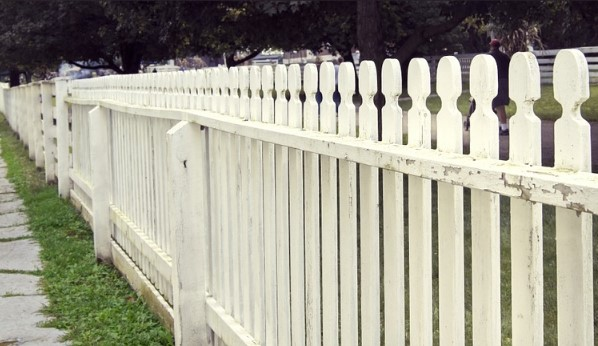 wood fence designs and ideas for your awesome home