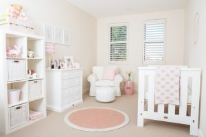 Ideas for The Baby Girl's Room