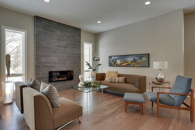 Awesome Fireplace Tile Ideas