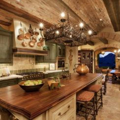 Stunning Rustic Kitchen Design