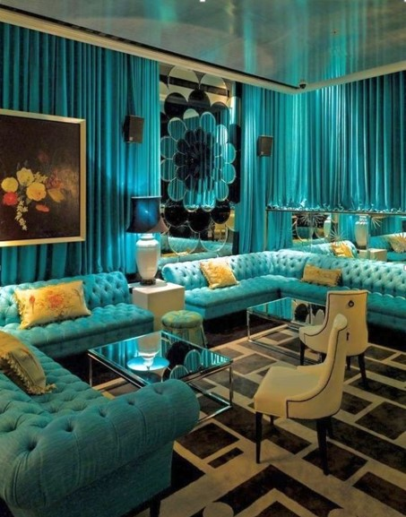 Adorable Turquoise Room Ideas