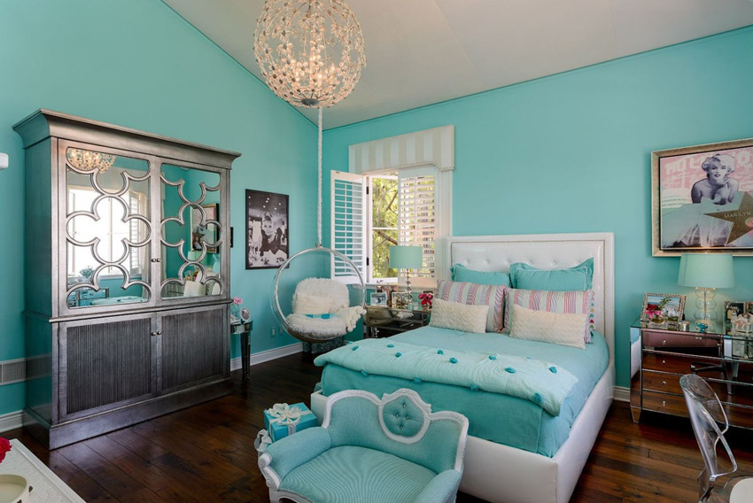 15 Adorable Turquoise Room Ideas